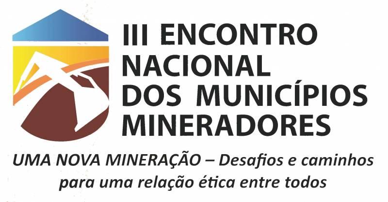 III Encontro Nacional dos municípios mineradores